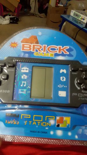 Brick game pop station for Sale in Duluth, MN
