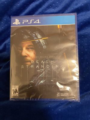 Death standing ps4 for Sale in Bellevue, WA