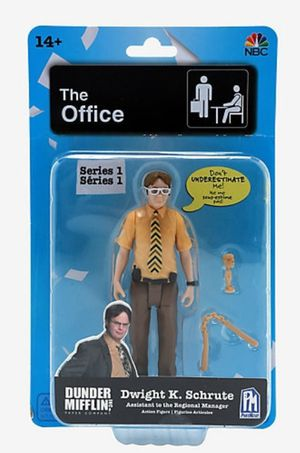 Dwight Schrute: The Office figure Action figure for Sale in Montgomery Village, MD