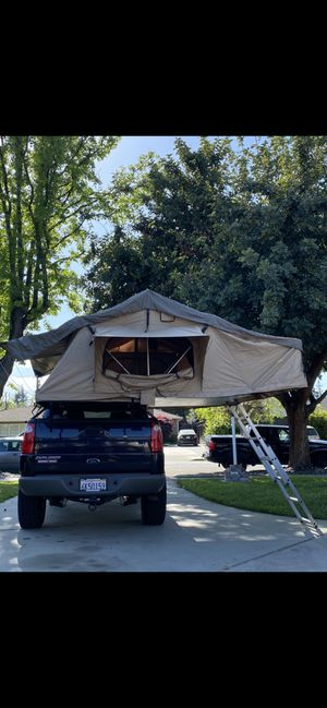 Smitty Bilt rooftop tent XL with Annex for Sale in San Jose, CA
