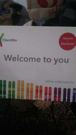 23andme health+ancestry for Sale in Portland, OR
