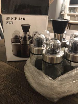 Spice jar set new for Sale in Chandler, AZ