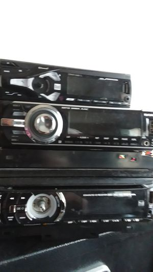 dual xdm16bt, sony, dual xdmar6720 for Sale in Baltimore, MD