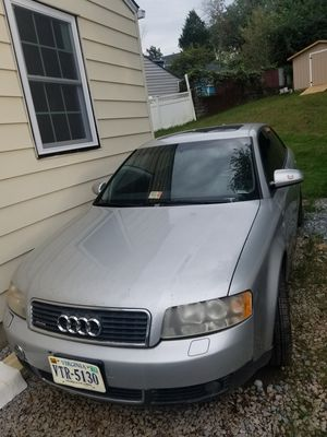 Audi 2004 tlf.{contact info removed} for Sale in Alexandria, VA