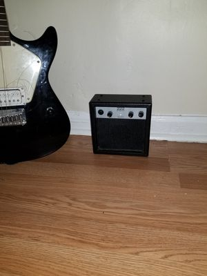 Electric guitar w/amp for Sale in Atlanta, GA