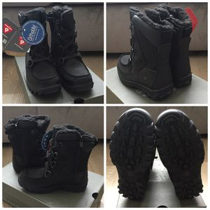NIB Timberland Chillberg Black Boots Toddler $80 and Big Boy sizes $85 for Sale in Chicago, IL