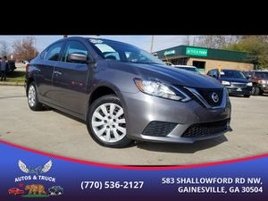 2017 Nissan Sentra for Sale in Gainesville, GA