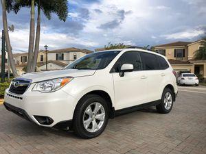2016 Subaru Forester Limited for Sale in North Miami Beach, FL