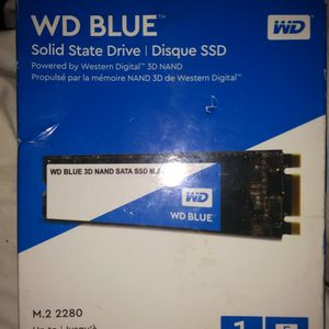 Solid State Drive 1tb (New In Box ) for Sale in Alhambra, CA