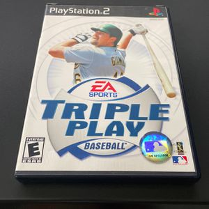 Ps2 Triple Play for Sale in Bothell, WA