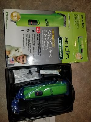Andis ProClip AGC dog Clipper for Sale in Aurora, IL