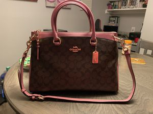 Coach large Mia satchel for Sale in San Antonio, TX