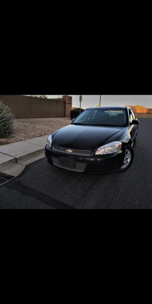 2012 Chevy impala! Drives perfect! -  (Similar to Malibu Accord Camry sonata) for Sale in Phoenix, AZ