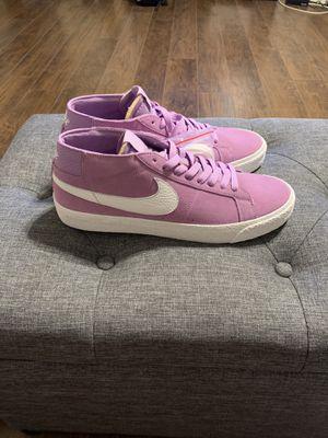 Nike SB Zoom Blazer Chukka Violet White Purple for Sale in Ceres, CA