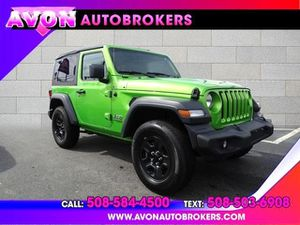2018 Jeep Wrangler for Sale in Avon, MA
