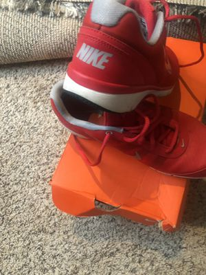 Nike women's shoes size 10 air for Sale in Greensboro, NC