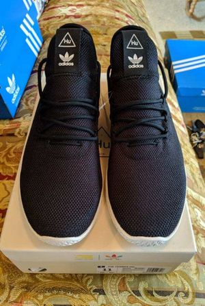 BRAND NEW ADIDAS PW TENNIS HU EDITION ➡️ SIZE-11 w/RECEIPT FOR AUTHENTICATION for Sale in Sacramento, CA