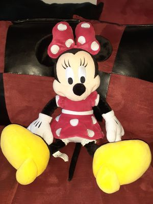 """Minnie mouse 19"""" exelent condition for Sale in Alexandria, VA"""