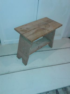 Hand made African style sitting stool for Sale for sale  Bronx, NY