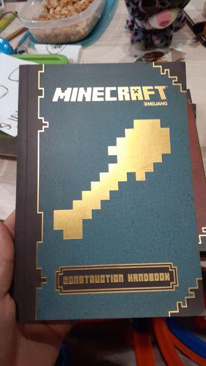 Minecraft construction handbook for Sale in Los Angeles, CA