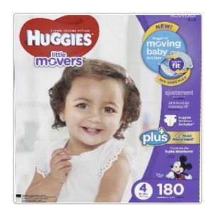Huggies size 4, 180 Count for Sale in Merrick, NY