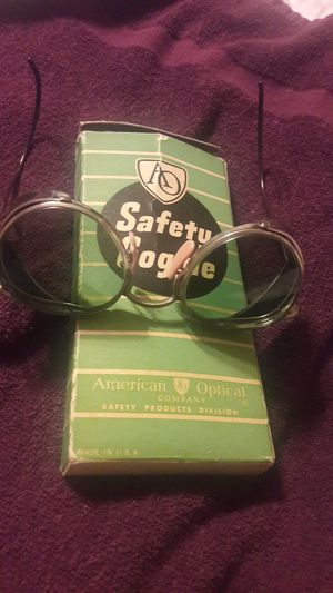 American optical steam punk glasses 1940s for Sale in Mesa, AZ