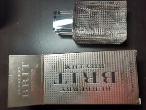 Womens Burberry brit perfume brand new in box for Sale in New Port Richey, FL