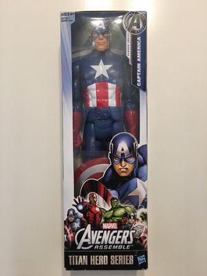 Captain America - Marvel Avengers Assemble Titan Hero Series for Sale in Lilburn, GA