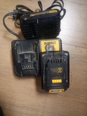 DeWalt lithium ion charger for Sale in Chandler, AZ