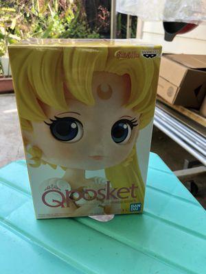 Sailor moon Serenity QPocket Banpresto for Sale in Los Angeles, CA