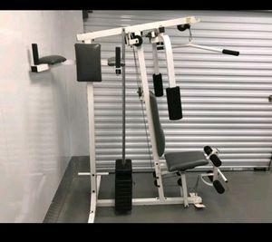 Home gym universal multistation for Sale in Denville, NJ