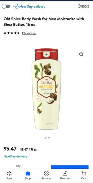 Old Spice Body Wash for Sale in Phoenix, AZ