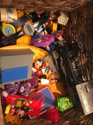 Vintage collectible toys lot set for Sale in Hesperia, CA