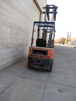 Forklift Mitsubishi for Sale in Laton, CA