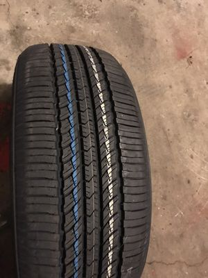 245/55/19 one Toyo open country tire like new for Sale in Carol Stream, IL