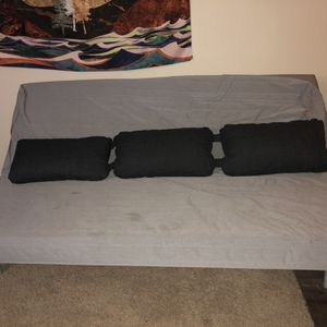 Futon W/ Pillows for Sale in Hillsboro, OR