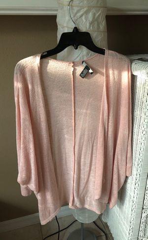 Super cute pink Cardi! for Sale in Lutz, FL