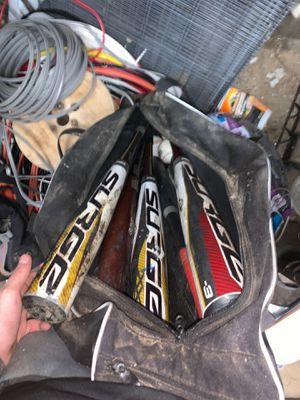 Baseball bat set for Sale in Lake Shore, MD