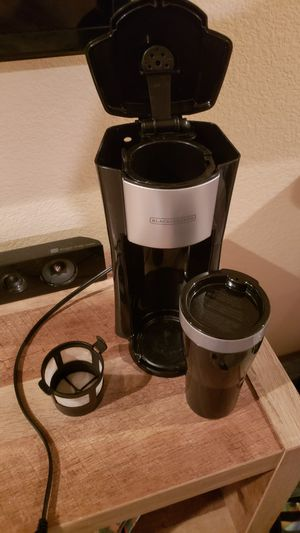 Single serve coffee maker for Sale in Las Vegas, NV