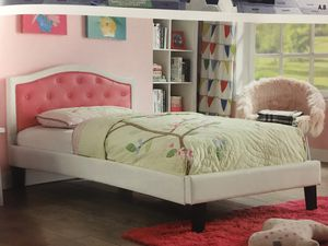Twin bed frame $185 each mattress sold separately for Sale in Modesto, CA