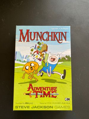 Munchkin adventure time for Sale in Oklahoma City, OK
