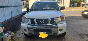 Nissan titan for Sale in Seagoville, TX