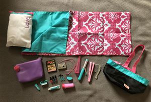 """Our Generation Sleepover Accessories 18"""" Doll for Sale in Inwood, WV"""
