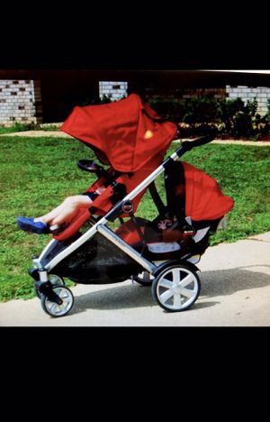 Baby double stroller for Sale in Lincolnia, VA