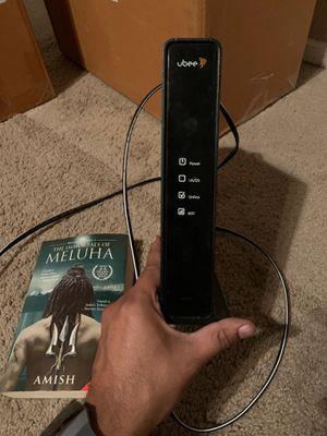 Ubee wifi router for Sale in Phoenix, AZ