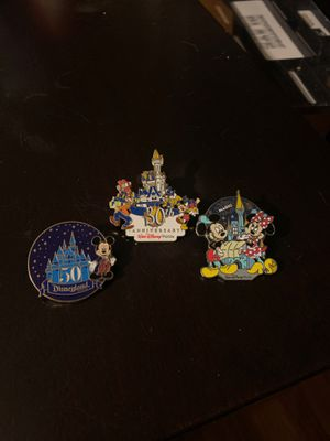 Authentic Disney Pins for Sale in Brighton, CO