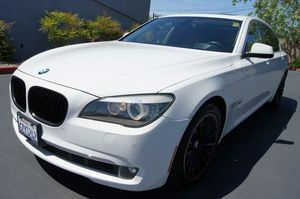 2011 BMW 750LI 7 SERIES NAVI FULLY LOADED MUST SEE NAVIGATION FULLY LOADED RUNS GREAT CLEAN INSIDE OUT MUST SEE CLEAN TITLE LOTS OF SERVICE RECORDS W for Sale in Sacramento, CA
