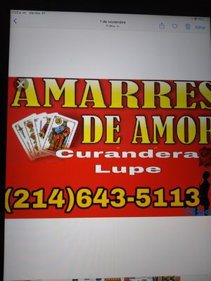 Amarres de amor for Sale in Dallas, TX