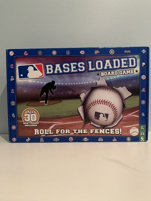 Limited Edition Baseball Board Game for Sale in Alexandria, VA