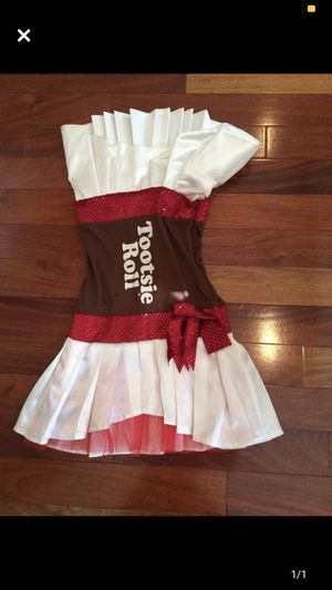 Tootsie Roll Halloween Kids costume from Wishcraft for Sale in Boca Raton, FL